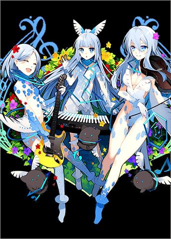 奏乐型妖精